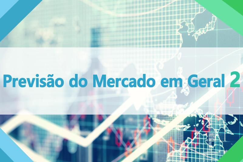 Previsão Geral do mercado acionista