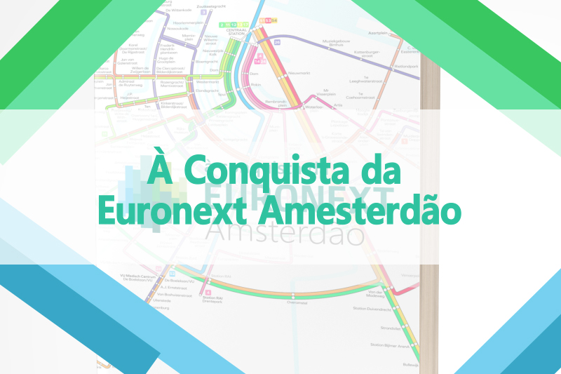 À Conquista da Euronext Amesterdão