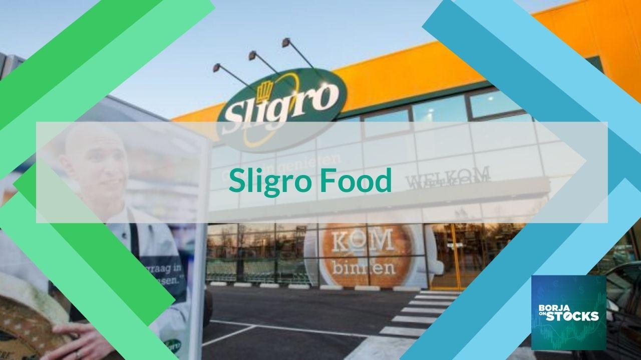 Análise Às ações da Sligro Food - Bolsa de Amesterdão