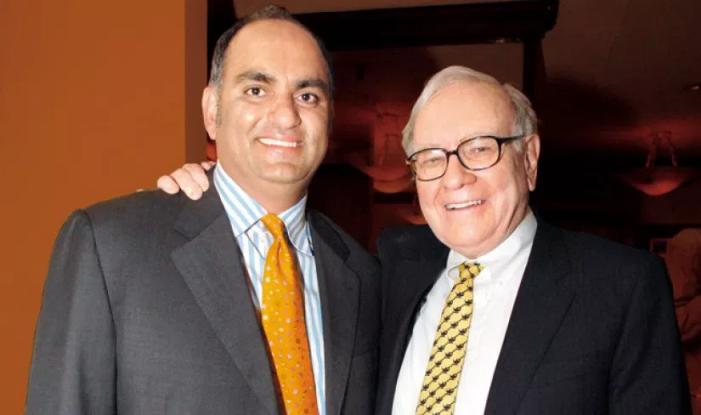 Mohnish Pabrai e Warren Buffett