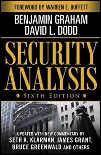Security Analysis - Benjamin Graham