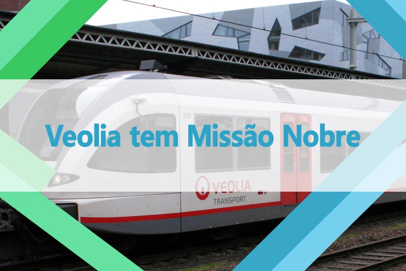 Veolia tem missão nobre