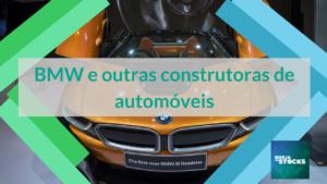 BMW e outras construtoras de automóveis