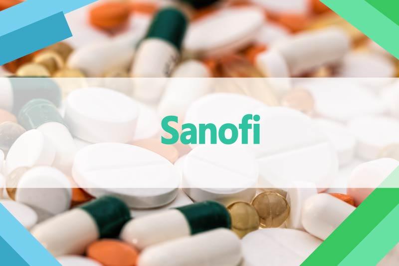 A Sanofi é a maior…