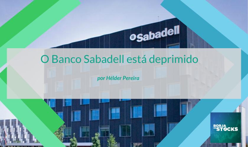 O Banco Sabadell está deprimido