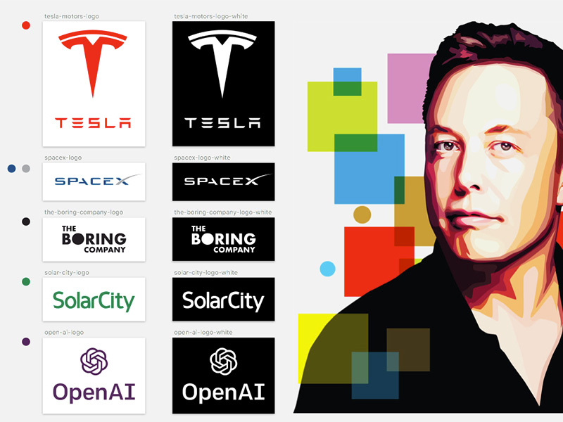 As empresas do Elon Musk