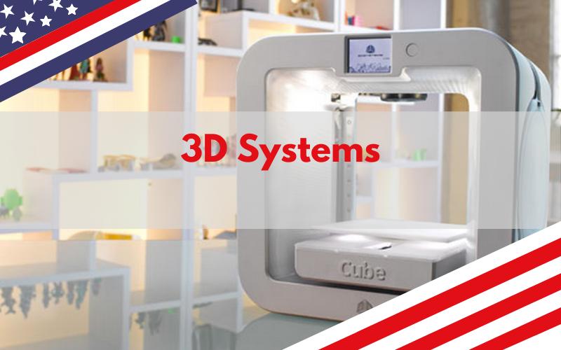 Ações da 3D Systems