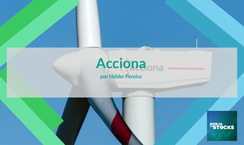 Ações da Acciona - IBEX35
