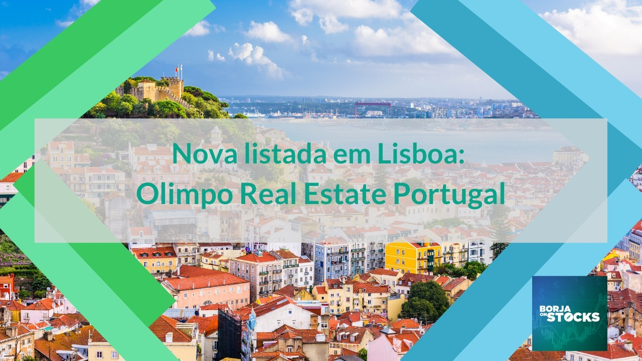Nova listada em Lisboa: Olimpo Real Estate Portugal