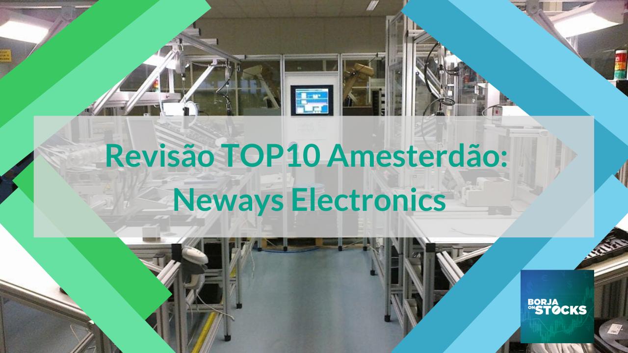 Revisão TOP10 Amesterdão: Neways Electronics