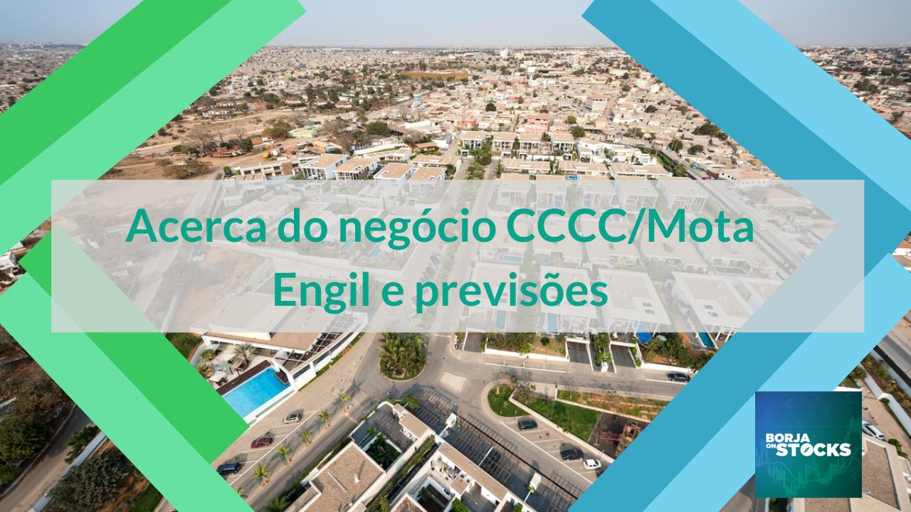 Acerca do negócio CCCC_Mota Engil
