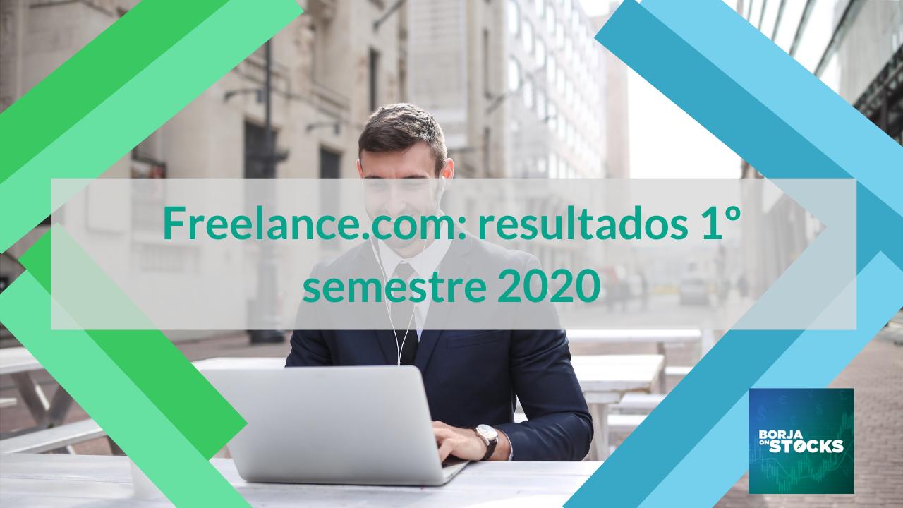 Freelance.com_ resultados 1º semestre 2020