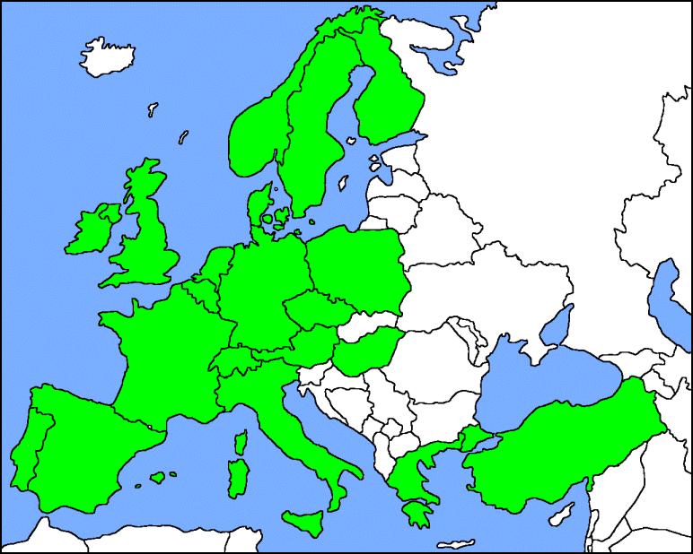 Cobertura da Degiro nas Bolsas Europeias
