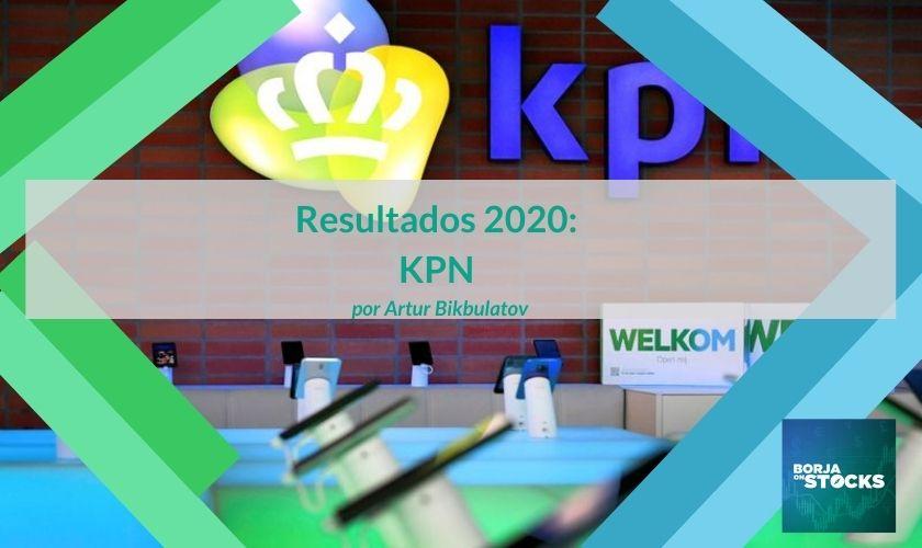 Resultados 2020: KPN
