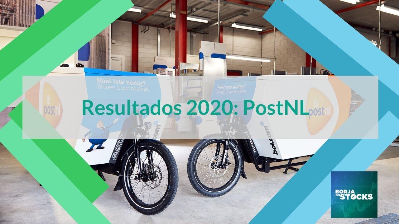 _Resultados 2020_ PostNL - Euronext Amesterdão