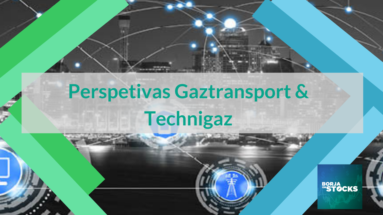 Perspetivas Gaztransport & Technigaz