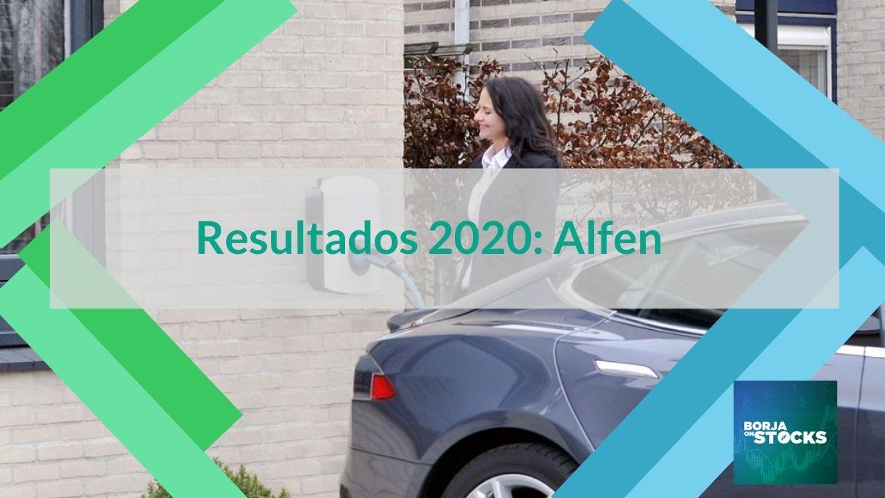Resultados 2020: Alfen