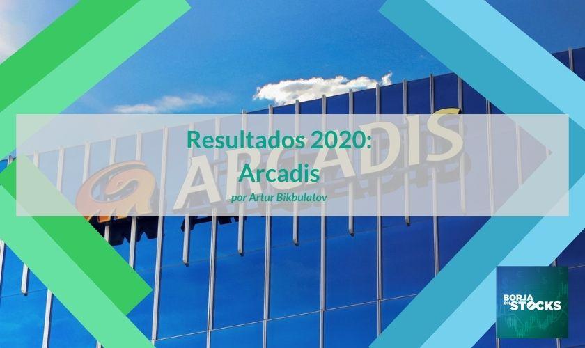 Resultados 2020: Arcadis