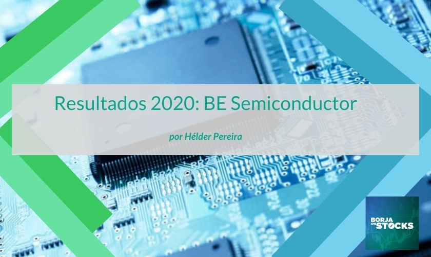 Resultados 2020: BE Semiconductor
