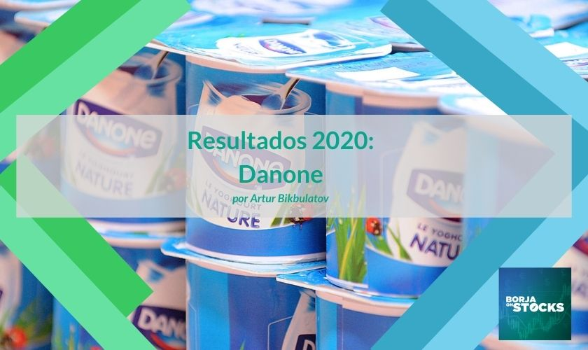 Resultados 2020: Danone