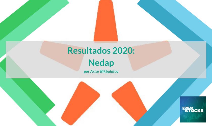 Resultados 2020: Nedap