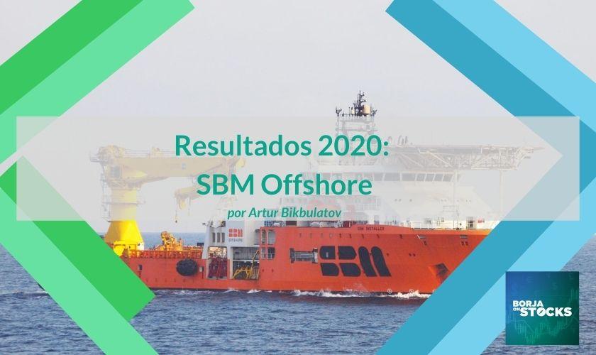 Resultados 2020: SBM Offshore