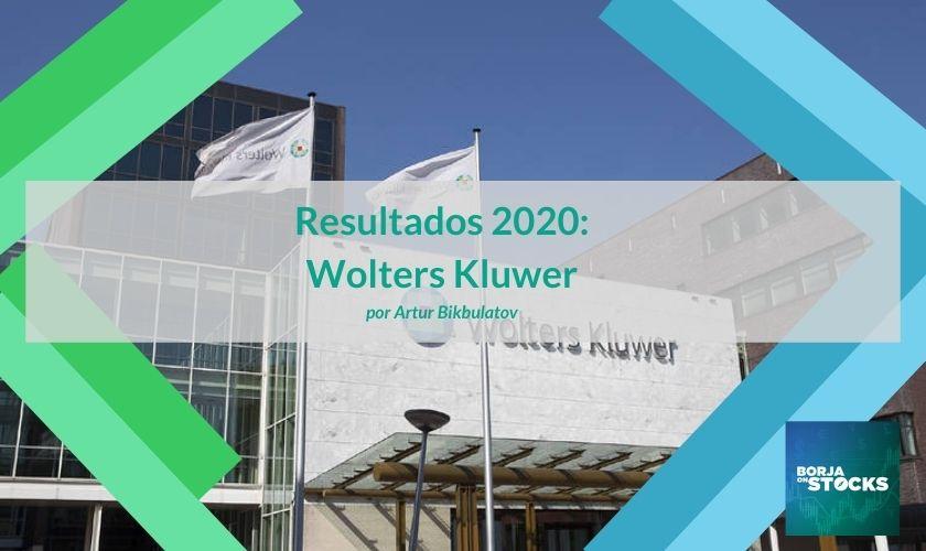Resultados 2020: Wolters Kluwer