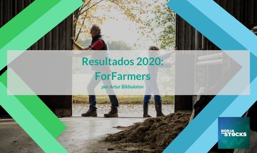 Resultados 2020: ForFarmers
