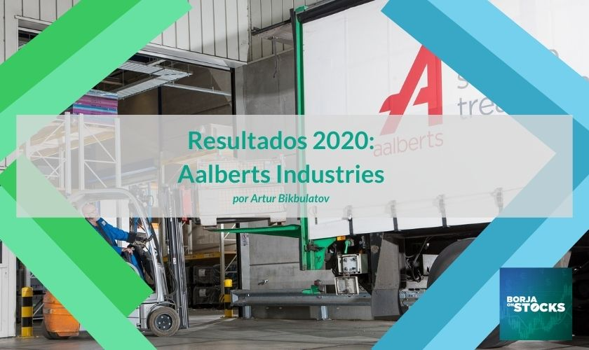 Resultados 2020: Aalberts Industries