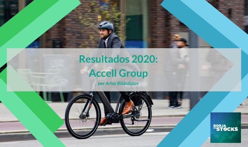 Resultados 2020: Accell Group