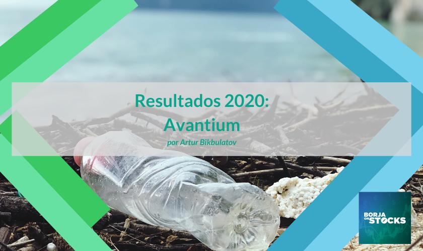 Resultados 2020: Avantium