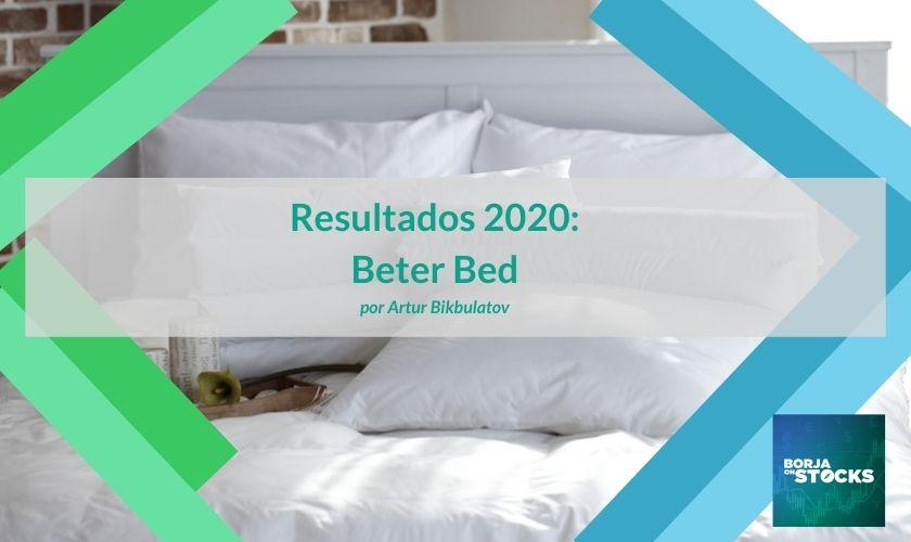 Resultados 2020: Beter Bed