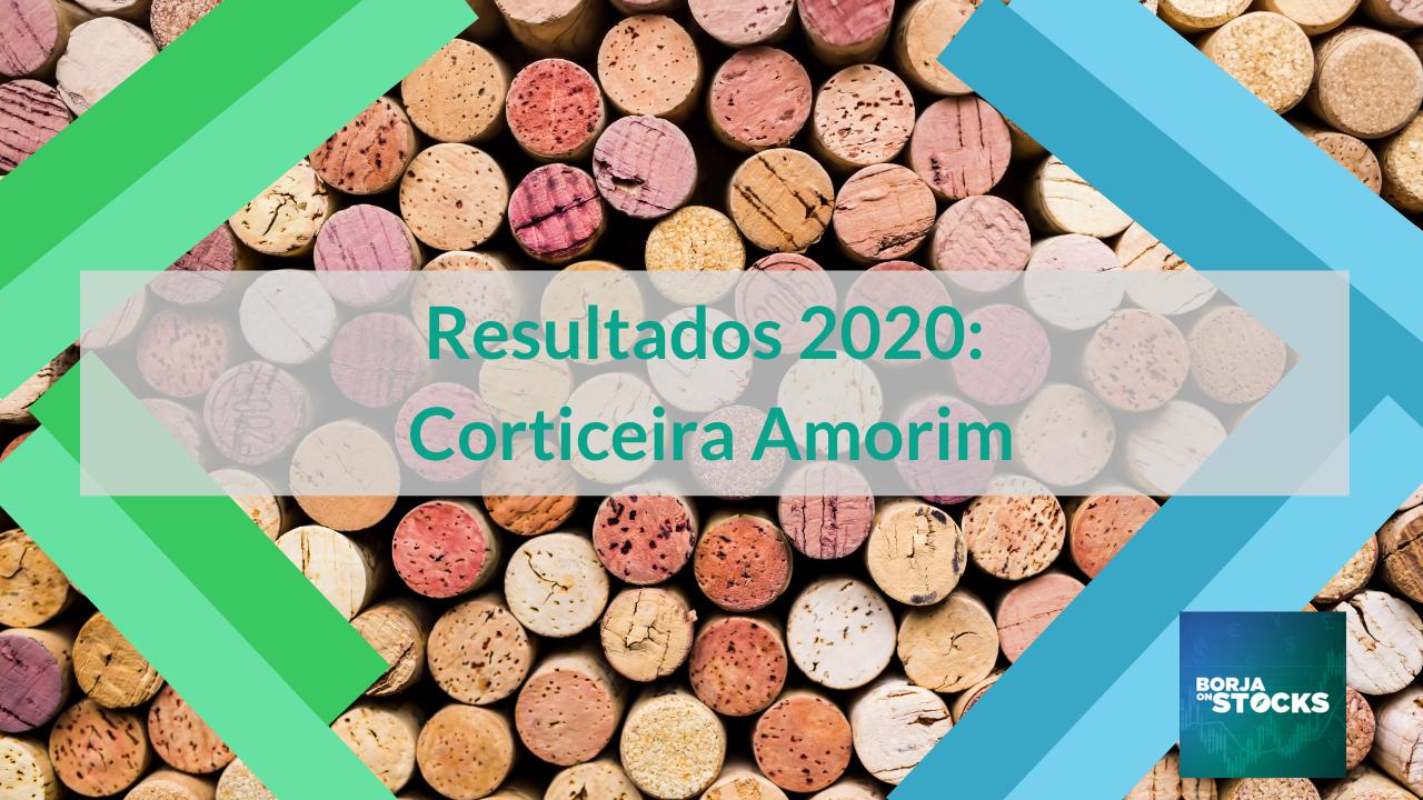 Resultados 2020: Corticeira Amorim