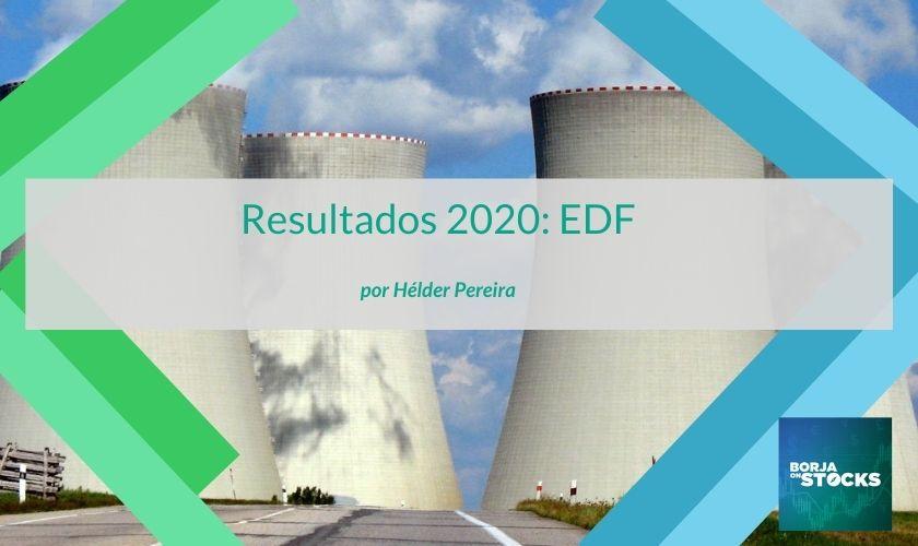 Resultados 2020: EDF
