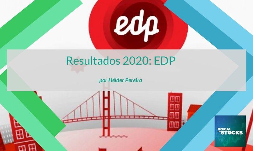 Resultados 2020: EDP