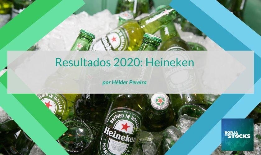 Resultados 2020: Heineken