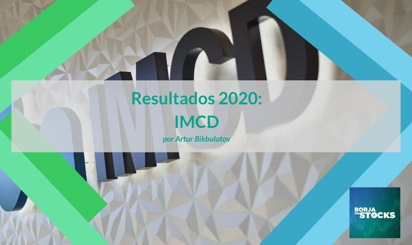 Resultados 2020: IMCD