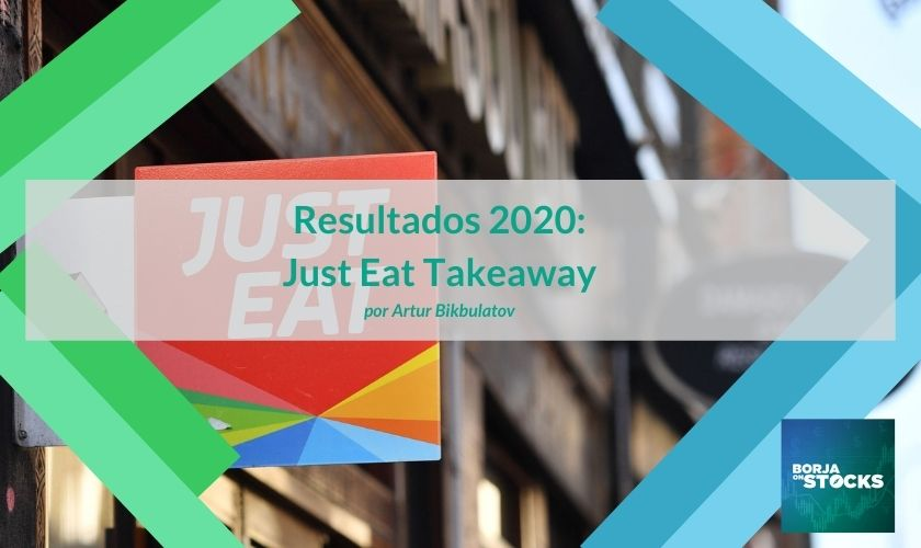 Resultados 2020: Just Eat Takeaway
