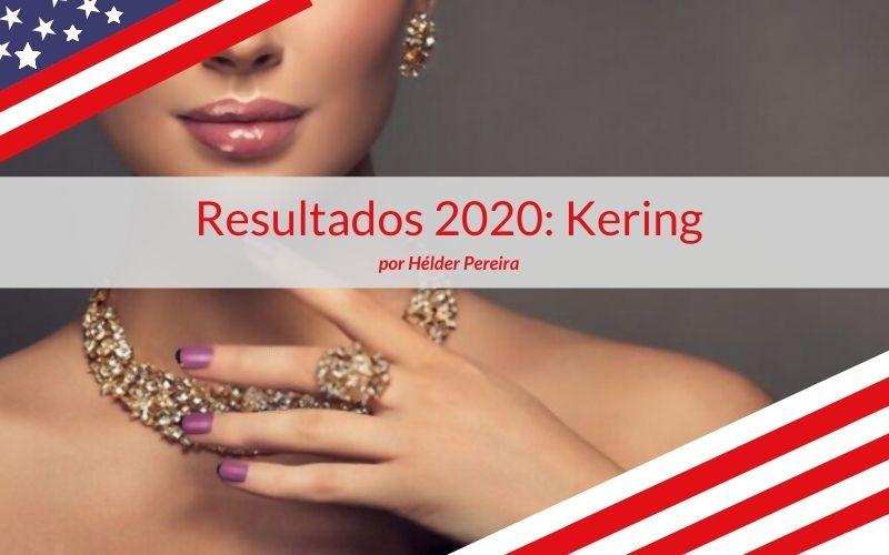 Resultados 2020: Kering