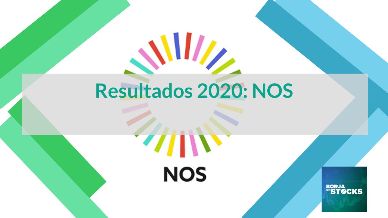 Resultados 2020: NOS
