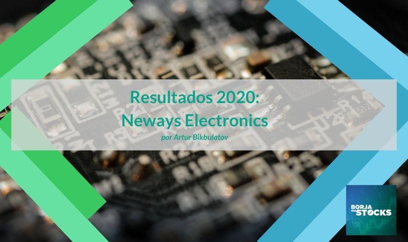 Resultados 2020: Neways Electronics