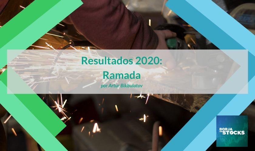 Resultados 2020: Ramada