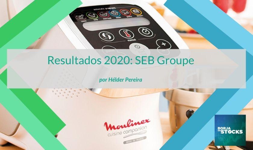 Resultados 2020: Groupe SEB