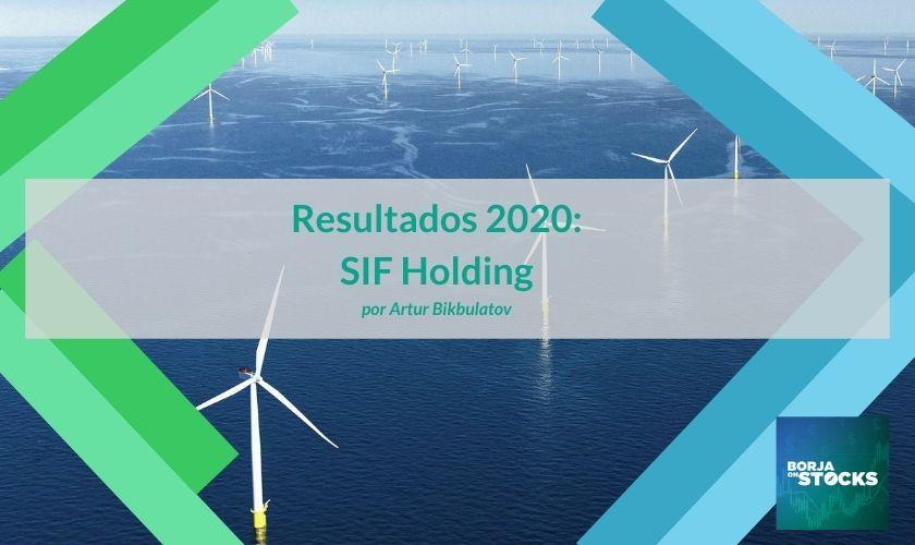 Resultados 2020: Sif Holding