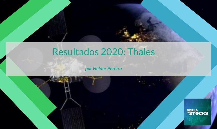 Resultados 2020: Thales
