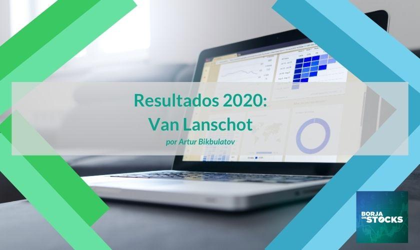 Resultados 2020: Van Lanschot