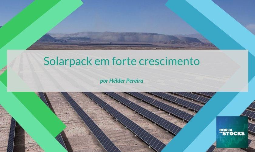 Solarpack em forte crescimento