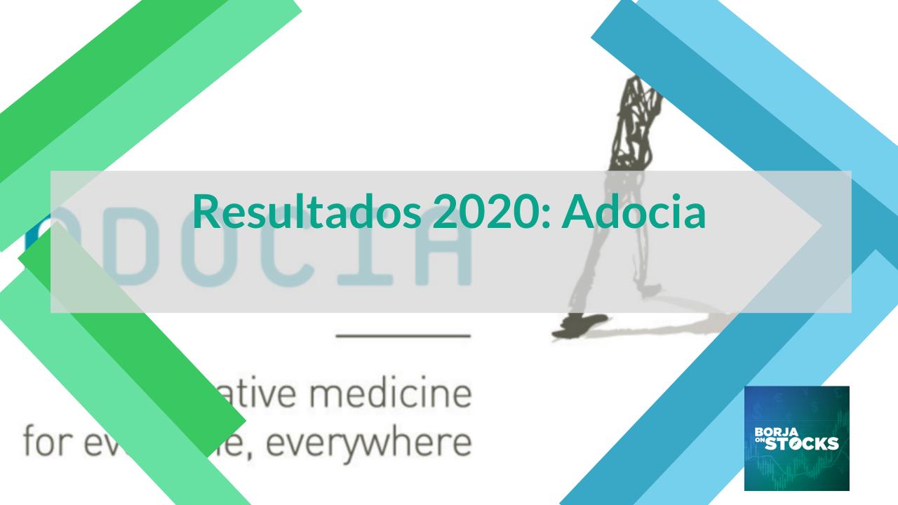 Resultados 2020: Adocia