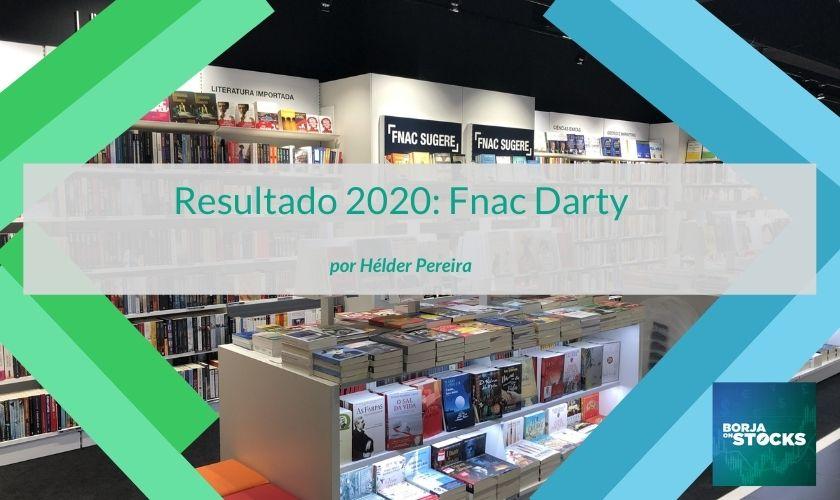 Resultados 2020: Fnac Darty