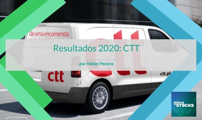 Resultados 2020: CTT